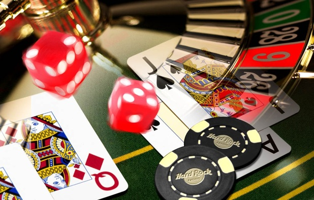 Different types of gambling games